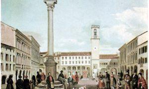 Piazza Grande Durante Il Dominio Francese