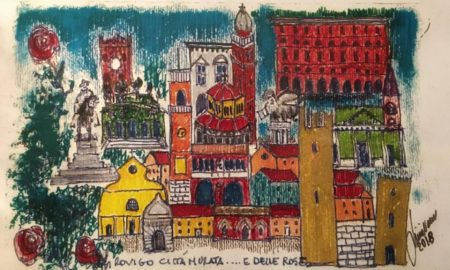 Conosci Rovigo - Quadro di Gianni Veronese