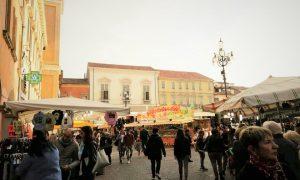 Piazza Vittorio Em. Ii (piazza Granda Rovigo)