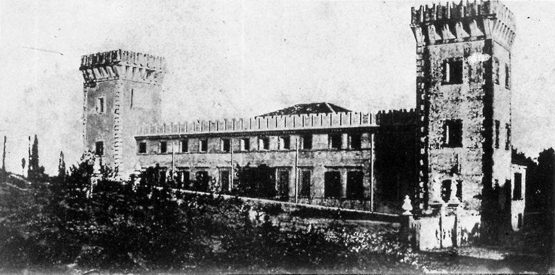 Torre Morosini - Castello di Lusia Ph Fb I Meravigliosi Luoghi Segreti Del Tri Veneto