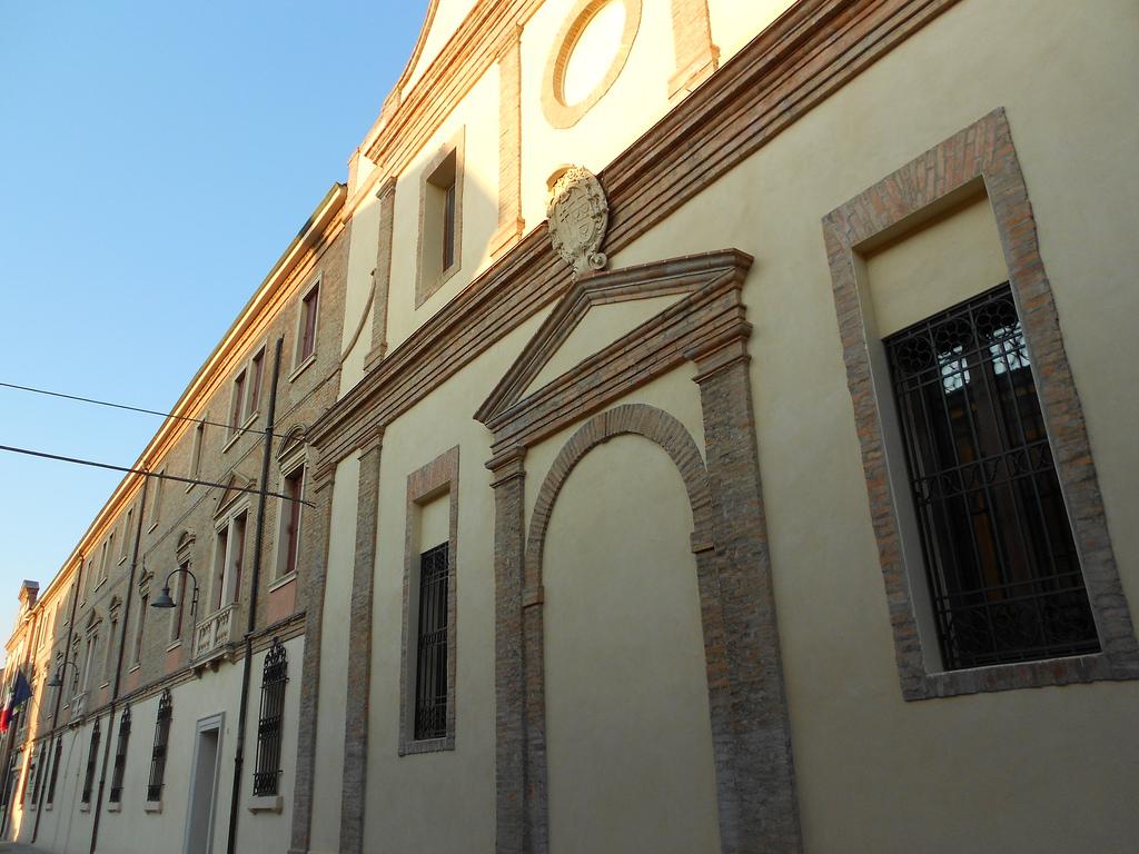 Vista dell'ex-Seminario Vescovile di Rovigo