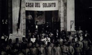 Casa del soldato a Rovigo
