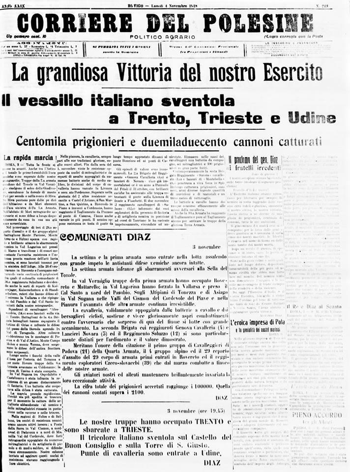Corriere Del Polesine Ph Mario Andriotto, Rovigo De 'na Volta