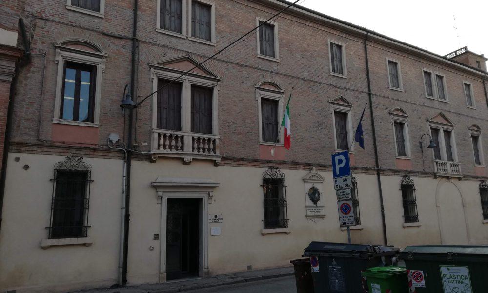 Seminario Vescovile di Rovigo ora sede dell'Archivio di Stato