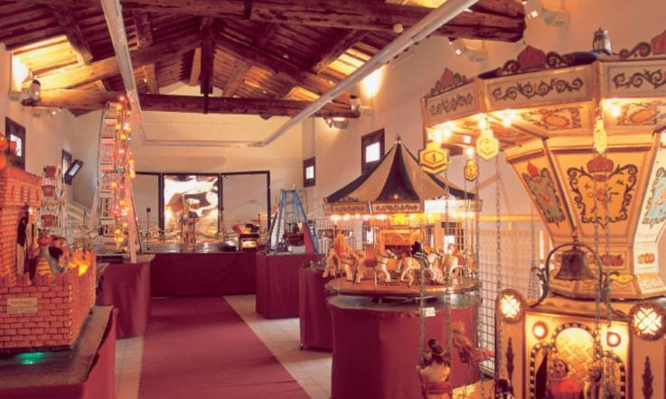 Museo della giostra a Bergantino