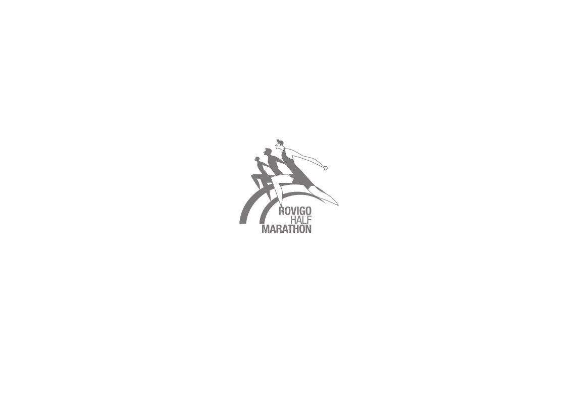 Il nuovo logo della maglietta per la Rovigo Half