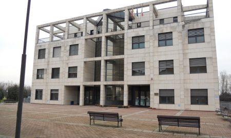 L'attuale sede del C.u.r. a Rovigo