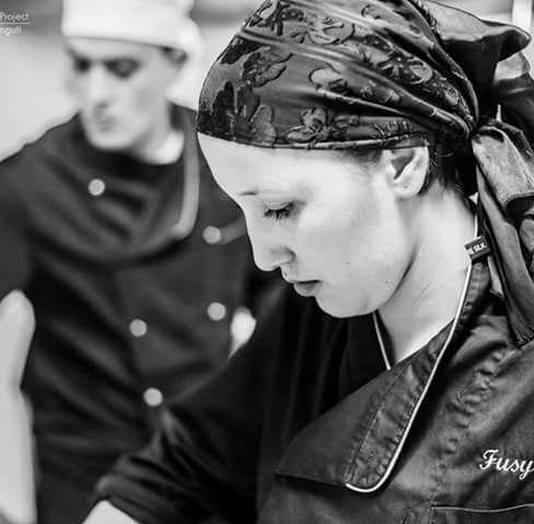 Fusya Chef Del Ristorante Al Bagai
