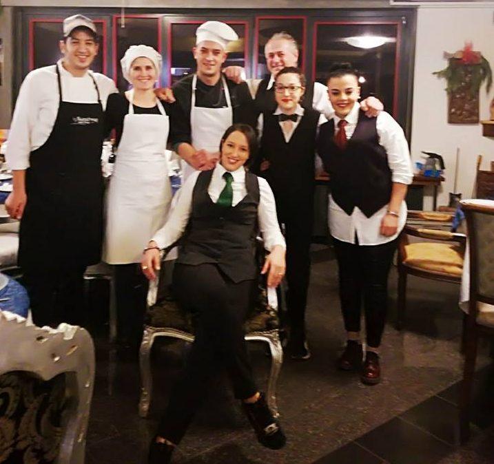 Staff Del Ristorante Al Bagai