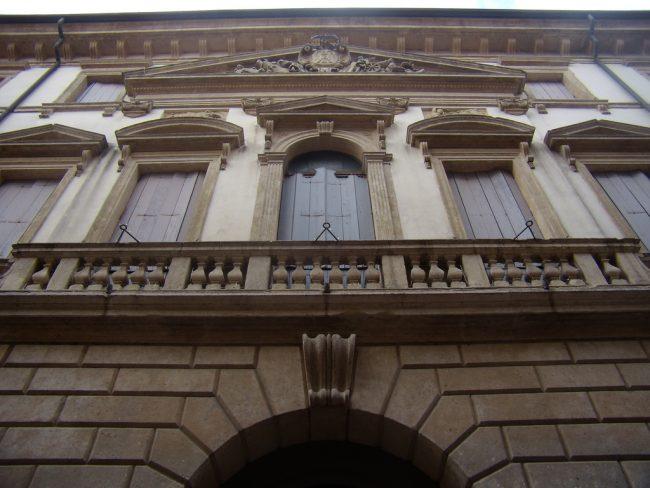 Palazzo Angeli futura sede del C.u.r.