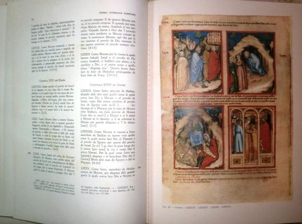 La bibbia istoriata padovana, uno dei tesori custoditi nell'Accademia dei Concordi