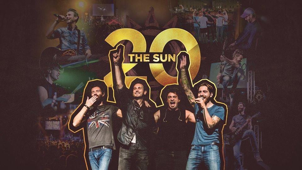 I The Sun, con Ogni benedetto giorno live a Rovigo