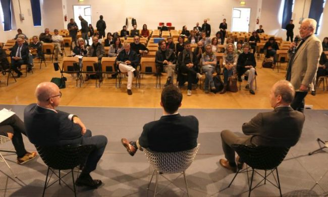 La conferenza stampa di presentazione del Progetto Fabbrica dello Zucchero