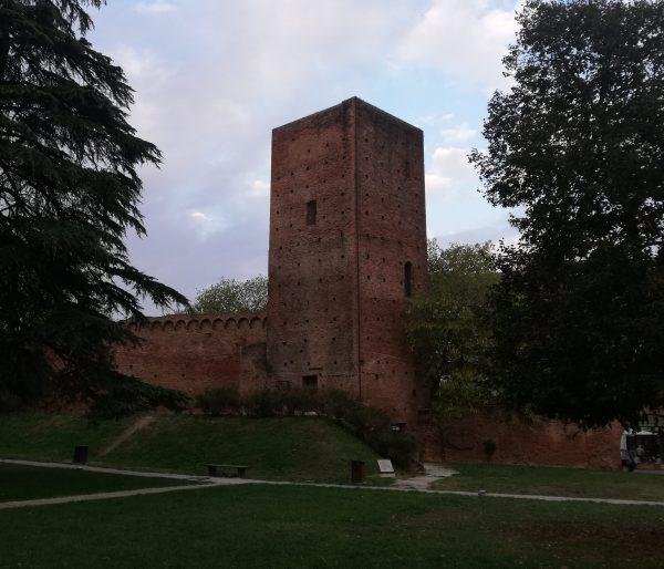La Torre Grimani facente parte delle fortificazioni di Rovigo