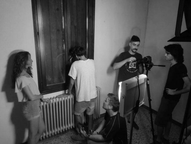 Il cast della Casa di Eva film della Mesopotamia film Production