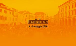 La locandina di Rovigo Racconta 2019