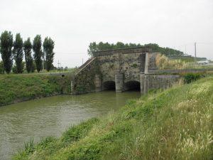 Bosaro, punto di partenza per un giro nel Cicloturismo nella campagna del polesine