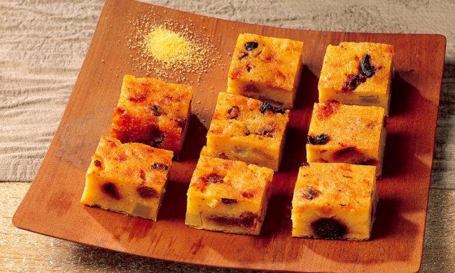I Coari come la pinza onta, fanno parte della cucina polesana tradizionale