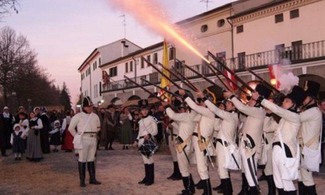 I moti carbonari vennero soppressi durante la Dominazione austriaca