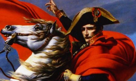 Napoleone, a capo della Dominazione francese