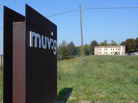 L'ingresso del Muvig