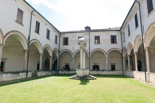 Il convento degli Olivetani che si salva nella Parte finale della dominazione francese