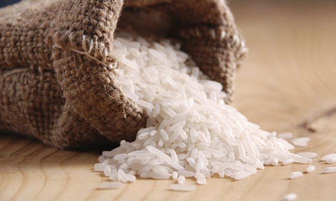 Il riso del delta del po, ingrediente per Risi e pesse
