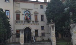 Palazzo Venezze, ristrutturato durante l'Ultima parte della dominazione veneziana