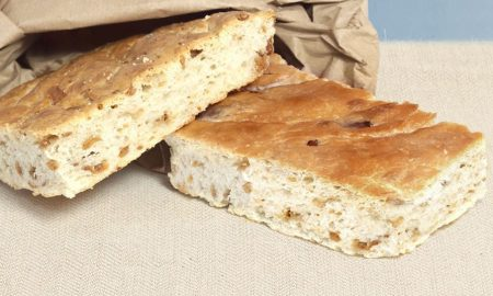 La pinza, uno dei piatti tipici della Cucina polesana