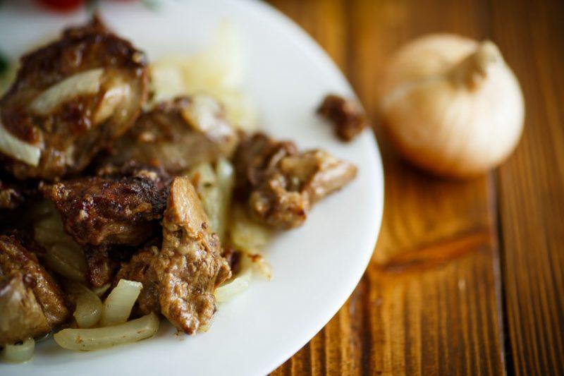 uno dei piatti della Cucina polesana