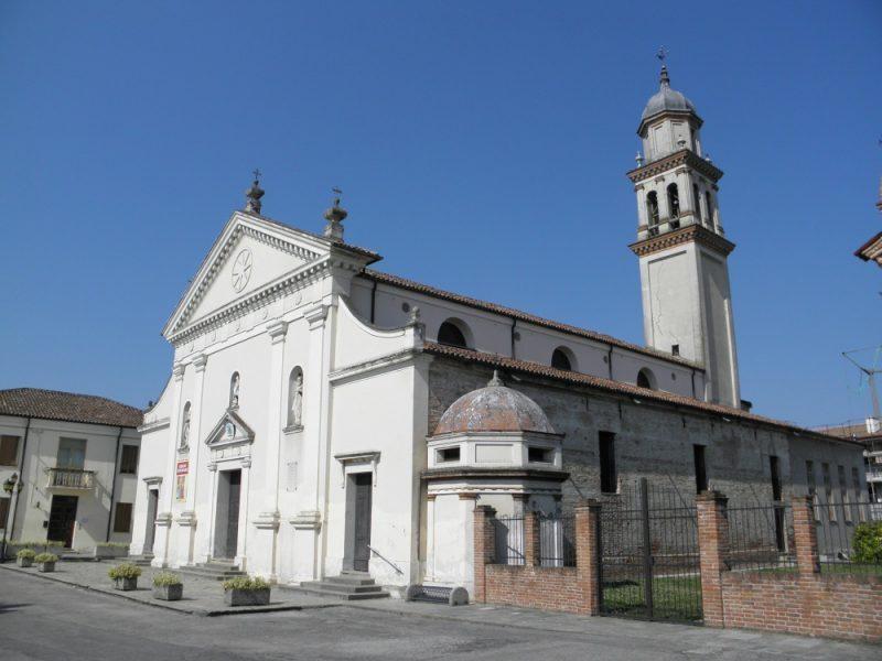 La parrocchia di Santa Maria dell'Assunta a Grignano polesine