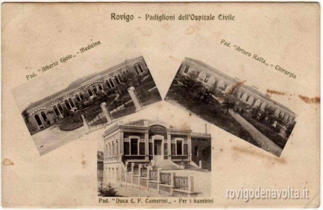 Il progetto dell'ospedale di Santa Maria della Misericordia costruito durante la seconda parte della dominazione austriaca