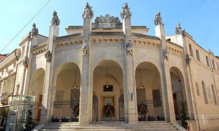 Il palazzo della gran guardia, nominato ne la terza parte della dominazione austriaca