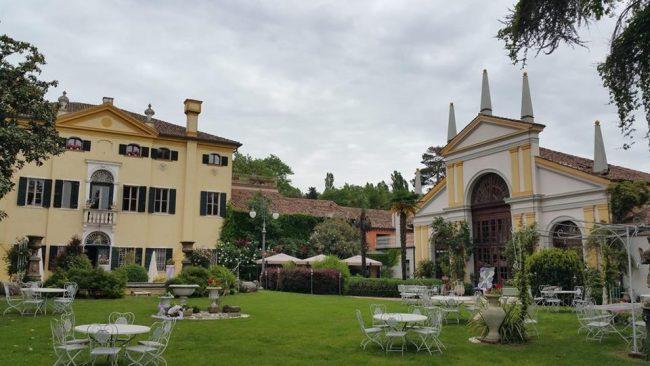 Villa Selmi, tra Le ville nella campagna polesana