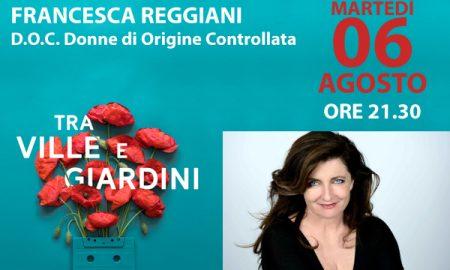 Francesca reggiani porta il suo spettacolo a Badia Polesine