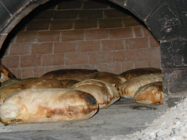 Il forno, elemento principe nelle storie e leggende della cucina polesana