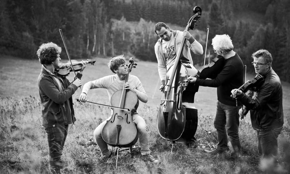 Volosi quintetto d'archi polacco