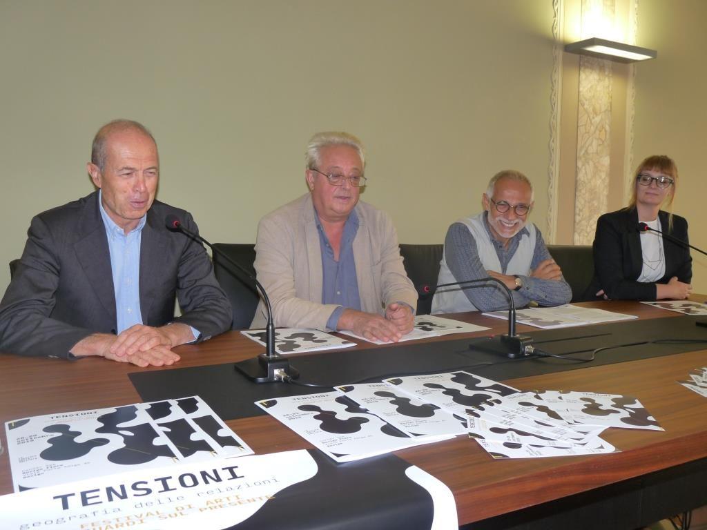 La conferenza stampa del Festival Tensioni