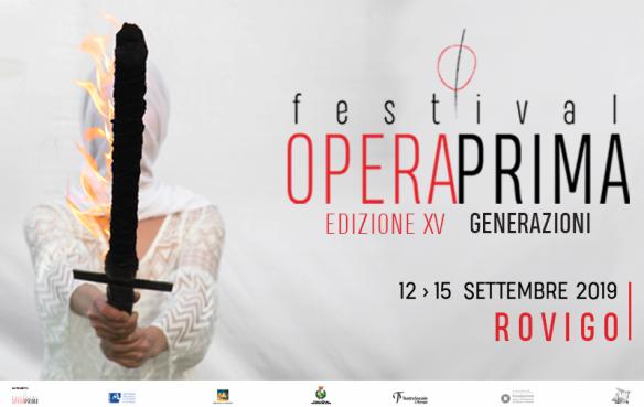 Festival opera prima 2019