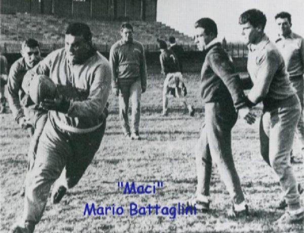 Maci Battaglini, celebrato durante la 537° Fiera Di Ottobre