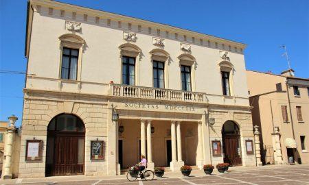 Il Teatro Sociale che sarà visitato nelle giornate FAI d'autunno a Rovigo