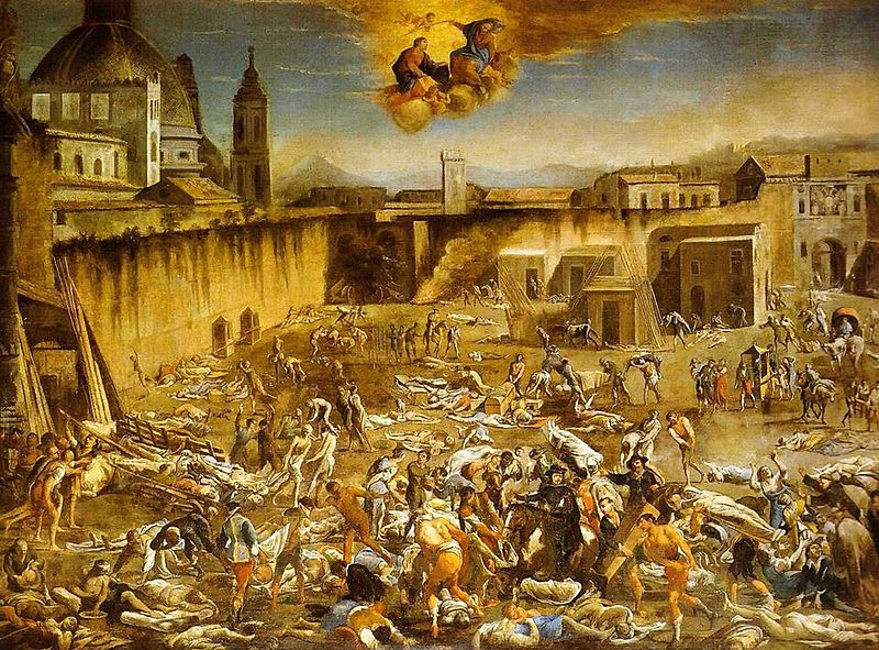 La peste e il Lazzaretto - Il primo luogo Pio sorto a Rovigo