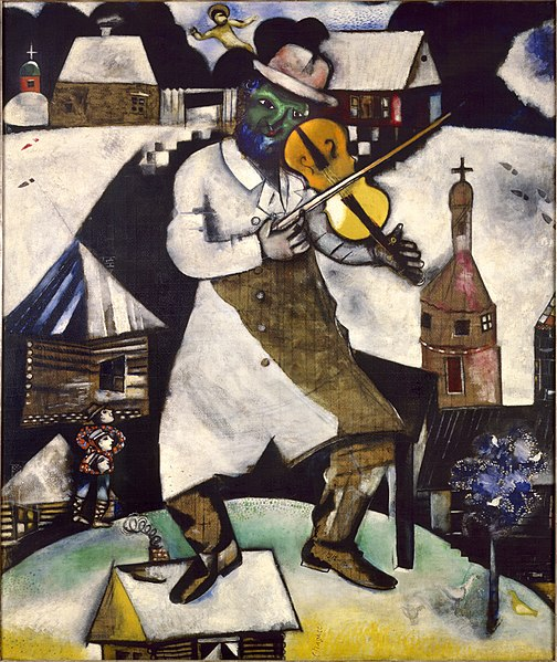 504px Image Chagall Fiddler
