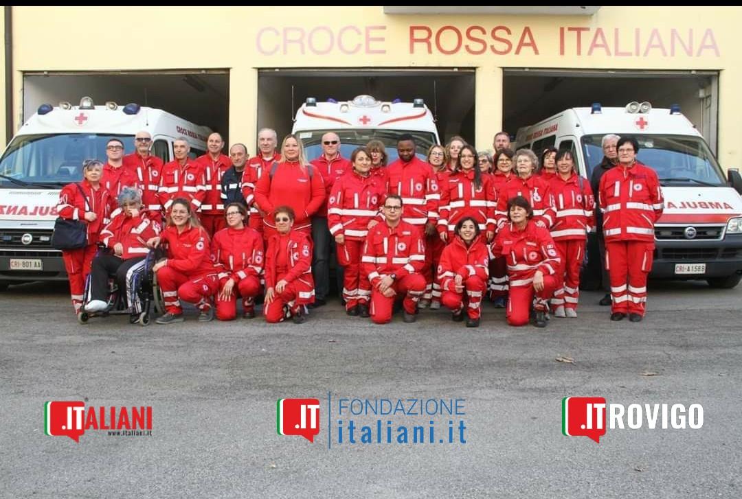itRovigo ed il Network Italiani.it per la Croce Rossa di Rovigo
