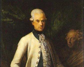 Federico Manfredini 1790 Dipinto Da Giuseppe Fabbrini