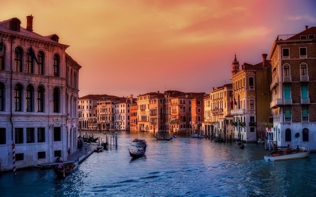 Venezia citazione Rosa