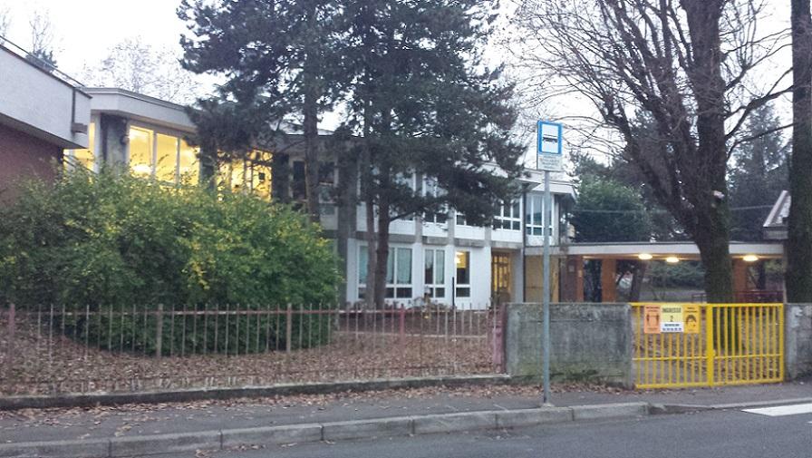 ingresso scuola secondaria Casalini
