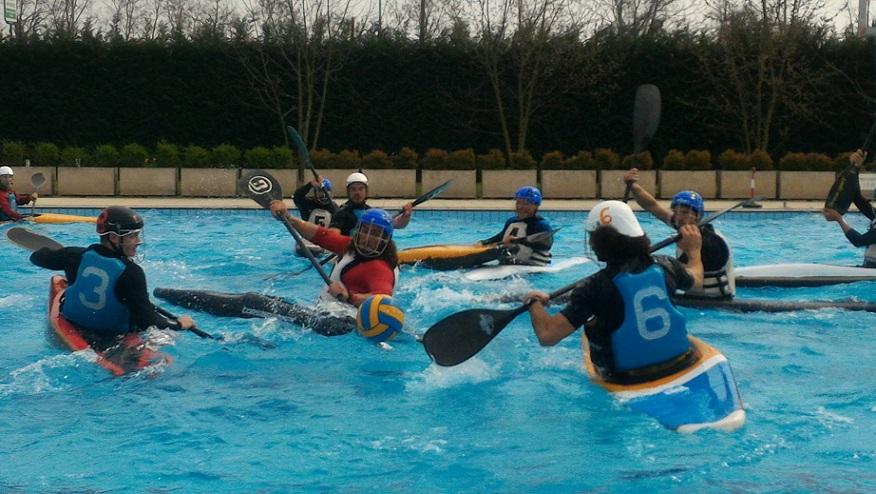 Gruppo Canoe Polesine1 Canoa Polo
