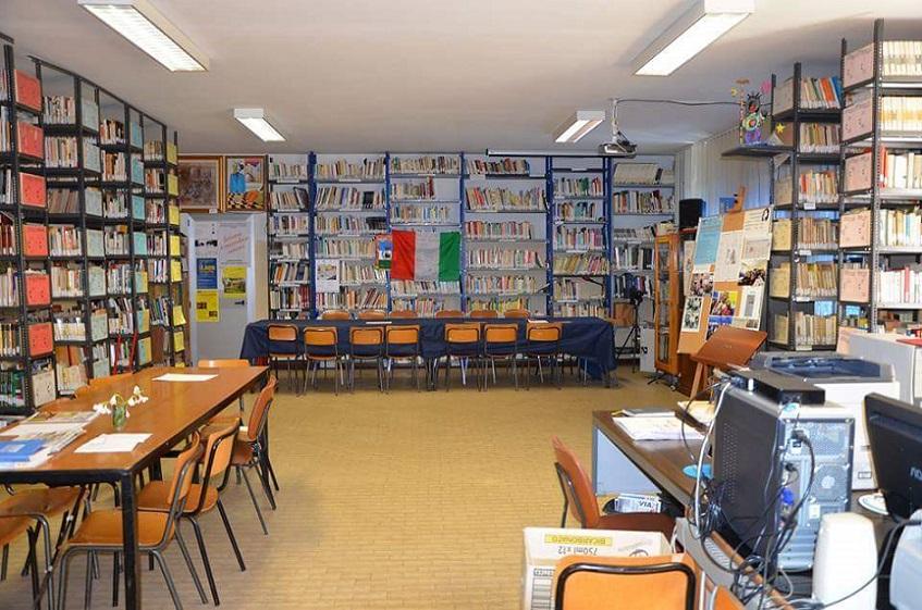Associazione Renzo Barbujani Biblioteca1