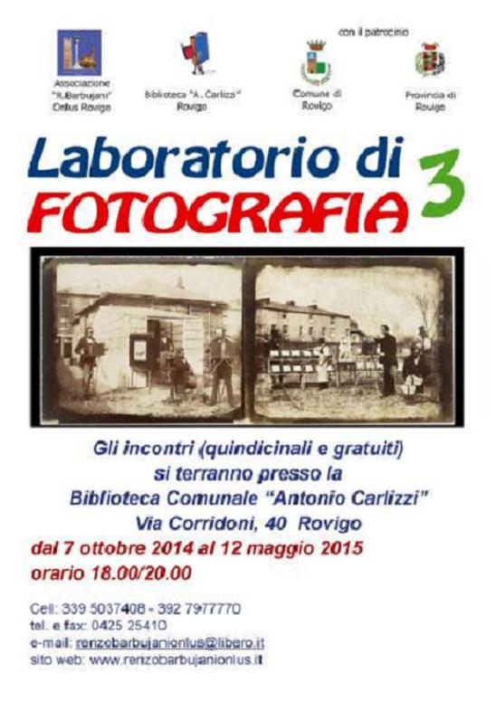 Associazione Renzo Barbujani Fotografia